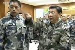 Ông Tập Cận Bình nắm quyền lực cao nhất của quân đội
