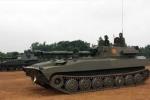 Uy lực bộ đôi pháo tự hành của Quân đội Việt Nam