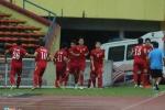 Clip: Thanh Bình lập hattrick, U23 Việt Nam tiến sát vé vào chung kết