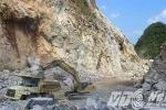 Nổ mìn trên núi đá, 3 người thương vong