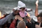 Hàng chục phụ nữ và trẻ em di cư chết đuối trên biển Aegea