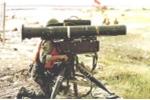 Tên lửa chống tăng Trung Quốc có gốc từ đâu?