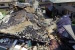 Nhật Bản lại rung chuyển bởi trận động đất thứ hai, mạnh 7,3 độ richter