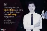 Hai tiến sỹ Việt tương lai nổi tiếng khiến giới trẻ ngưỡng mộ