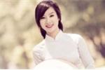 Ngắm nữ sinh tinh khôi với áo dài trắng trong nắng thu