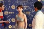Lam Yến táo bạo trên thảm đỏ LHP Bắc Kinh