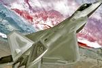 Sức mạnh 'Chim ăn thịt' F-22 Mỹ dùng không kích IS