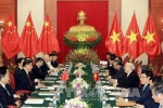 Video: Tổng Bí thư Nguyễn Phú Trọng hội đàm Tổng Bí thư, Chủ tịch Trung Quốc Tập Cận Bình