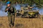 Nữ binh sỹ vô cùng xinh đẹp trong lực lượng nguy hiểm nhất quân đội Nga