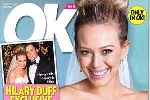 Hilary Duff cho đăng độc quyền ảnh cưới trên OK!