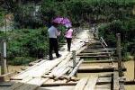 Cầu 'tử thần' treo khắp nơi ở Sơn La