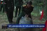 'Vật thể lạ' rơi ở Tuyên Quang là thứ gì?