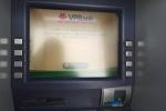 Thẻ ngân hàng Eximbank không thể rút tiền tại ATM toàn quốc