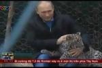 Video: Những khoảnh khắc ngẫu hứng của Tổng thống Putin