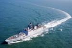 Khám phá siêu hạm tàng hình Satpura của Ấn Độ