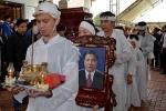 Toàn cảnh lễ an táng ông Nguyễn Bá Thanh