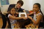 Ca sỹ Huy Nam nhóm La Thăng hóa thân thành hiệp sỹ