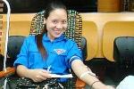 Đoàn thanh niên VTC hưởng ứng hiến máu nhân đạo