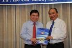 Ông Nguyễn Thành Phong nhận quyết định làm Chủ tịch TP.HCM