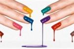 Những cách sơn móng tay độc đáo và nhanh chóng