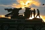 Nga triển khai các hệ thống tên lửa tới Syria