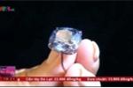 Cận cảnh viên kim cương xanh có giá trị nghìn tỷ quý hiếm nhất thế giới