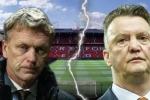 Điểm giống nhau giữa Van Gaal và David Moyes là gì?
