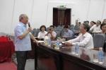 GS Trần Văn Nhung: 'Nói Việt Nam lạm phát giáo sư là vô lý'