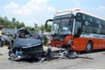 44 người thương vong do tai nạn giao thông ngày đầu nghỉ lễ