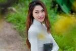 Hot girl ĐH Văn hóa Nghệ thuật Quân đội đẹp tinh khôi trong bộ ảnh mới