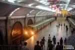Hé lộ điều đặc biệt về hệ thống tàu điện ngầm bí ẩn ở Triều Tiên