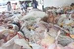 TPHCM: Bắt hàng tấn thịt bẩn không rõ nguồn gốc