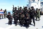 Việt Nam tham gia diễn tập thực binh chống khủng bố ở Vịnh Brunei