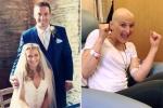 Phát hiện ung thư vú nhờ cái ôm của chồng