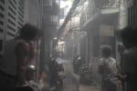 Hà Nội: Cháy nổ lớn trên phố Thái Hà, dân nháo nhào tháo chạy
