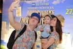 Diễn viên Gia Bảo đưa vợ con trở về tuổi thơ cùng Doraemon