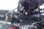 Tai nạn thảm khốc ở Bình Thuận: Xác minh sự xuất hiện của chiếc xe máy cháy đen