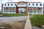 Trường xây gần 20 tỷ đồng xuống cấp sau khi đóng cửa