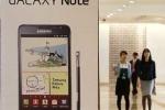 Samsung đạt lợi nhuận quý kỉ lục 5,2 tỷ USD