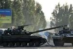 Quân đội Ukraine bị tố nã pháo giết hại dân thường