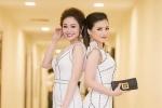 Dương Hoàng Yến - MC Thùy Linh như chị em sinh đôi tại Cánh diều