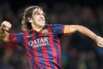 Tin sáng 5/3: Puyol chia tay Barca, Van Persie chấn thương