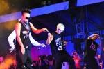 Big Bang biểu diễn, fan nữ liên tục ngất xỉu