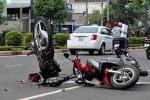 Tết Dương lịch: 65 người chết vì tai nạn giao thông