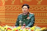 Đại tướng Ngô Xuân Lịch: 'Bảo vệ Tổ quốc từ sớm, từ xa'