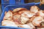 Vụ chở thịt thối cho trẻ ăn: Cục trưởng An toàn thực phẩm không tin nổi