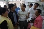 Sức khỏe ông Huỳnh Văn Nén đang hồi phục tốt