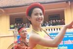 Nữ sinh Học viện An ninh khoe vũ đạo bốc lửa trong cuộc thi dân vũ