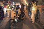 Hà Nội: Bị xe buýt đâm, nam thanh niên chết thảm