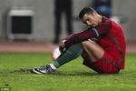 Ronaldo thành tội đồ, Bồ Đào Nha thua cay đắng